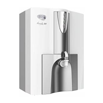 HUL Pureit Marvella RO 10-Litre Water Purifier (Silver with Chrome Finish)