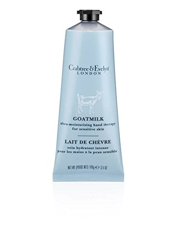 Crabtree & Evelyn Ziegenmilch (Crabtree & Evelyn Goatmilk Ultra-Moisturising Hand Therapy Handcreme 100 g)
