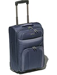 Travelite Orlando Trolley Koffer 63 cm Blau