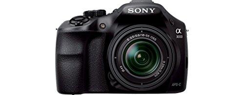 Sony ILCE3000KB a3000 E-Mount Systemkamera im SLR Gehäuse_3