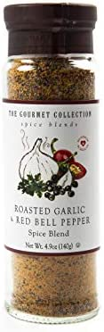 The Gourmet Collection Spice Blends - Geroosterde Knoflook & Rode Pap
