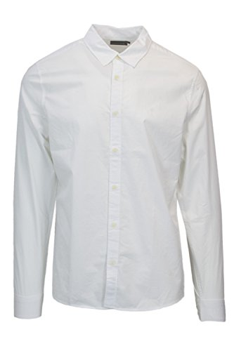 Calvin Klein Jeans Homme Chemise Manches Longues Wease REG Fit Fil Shirt J30J307013 Regular