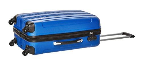 Packenger Reisekofferset Torreto 3er-Set in verschiedenen Farben (Dunkelblau) - 8