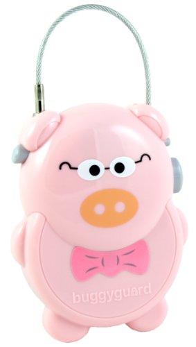 Buggyguard Retractable Pram Lock (Pig)