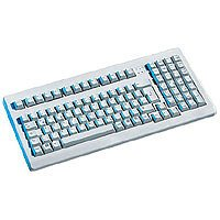 "Preisvergleich Produktbild Cherry 19"" compact PC keyboard G80-1800, PS/2, IT - Tastaturen (PS/2, IT, PS/2, QWERTY, 0 - 50 °C, 405 x 180 x 44 mm, WindowsTM 2000, XP)"