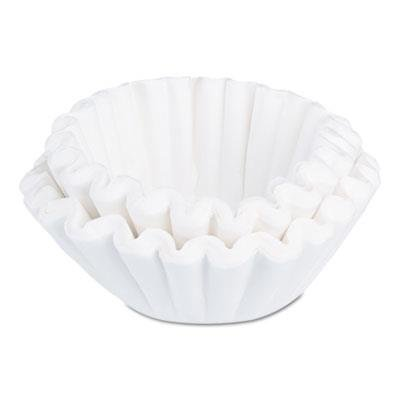 Commercial Coffee Filters, 1.5-gallon Brewer, 504/Pack, Sold as 1Package - O-matic Brewer