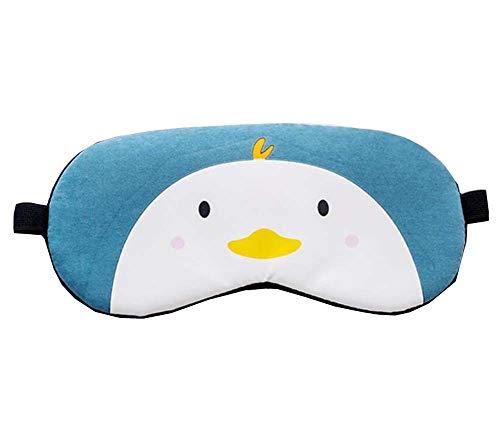 Hochwertige Augenmaske zum Schlafen, ausgerüstet mit Ice Packs Nachtmaske
