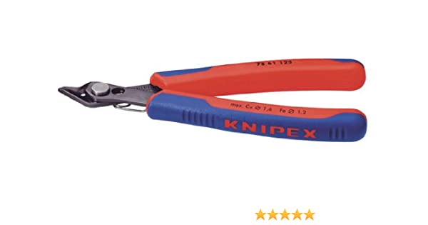 Draper Expert Knipex 12306 Pince coupe-fil 125 mm Import Grande Bretagne