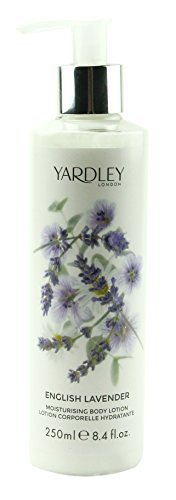 Yardley of London English Lavander Paraben-Free Hand and Body Lotion