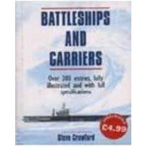 Battleships and Carriers por Steve Crawford