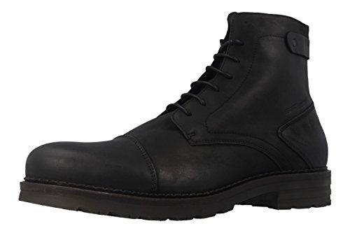 CAMEL ACTIVE - Seoul - Herren Boots - Schwarz Schuhe in Übergrößen Schwarz