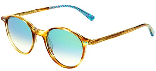 Occhiali da sole etnia barcelona pearl district sun havana turquoise/green shaded unisex