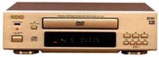 Denon DVD-F100 - Reproductor de DVD