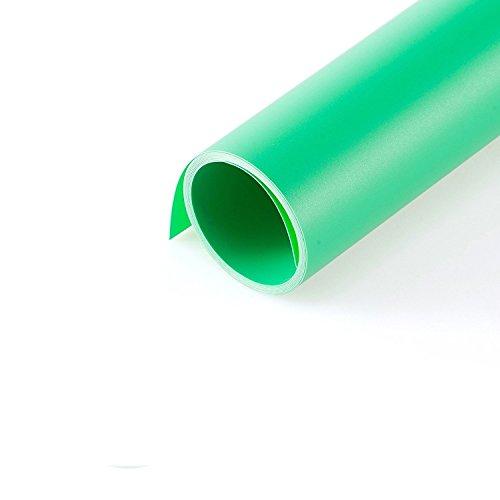 Selens 100*200 Grün Matte Wasserdicht PVC Foto Hintergrund Kulisse für Fotografie