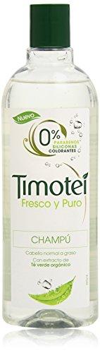 Timotei Champú Cabello Normal Gaso - 400 ml
