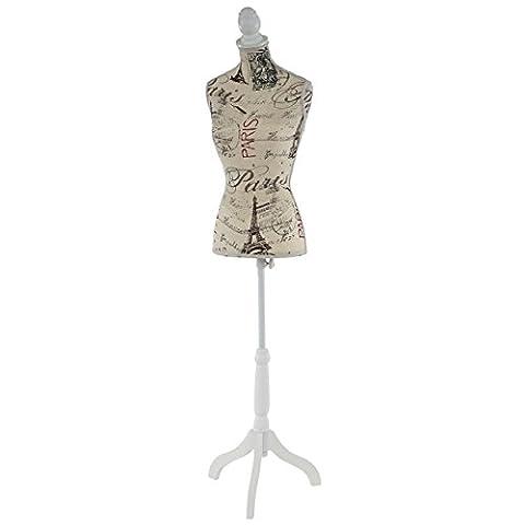 Buste Mannequin - Mannequin de couture de tailleur buste torse