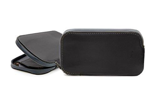 Bellroy Leather Elements Phone Pocket i6 Wallet Black