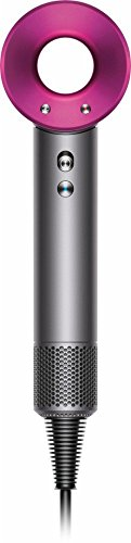 Dyson Hair Dryer, Iron/Fuchsia, 1200W