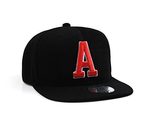 tiale Unisex Snapback Baseball Cap von True Köpfe (Atlanta Braves Hüte)