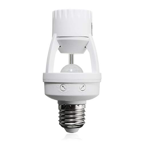 360 grad infrarot pir motion sensor led e27 lampensockel glühbirne schalter lampenfassung konverter adapter 110 v / 220 v, 110 v (Motion-sensor-schalter 220v)