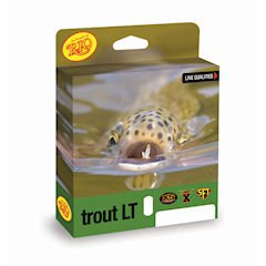 Rio Fly Fishing Fly Line Trout Lt