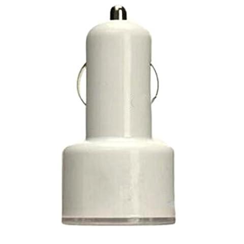 LED Doppel USB 2A Auto Ladegerät Adapter Zigarettenanzünder encendedor Batterie Schnellladung
