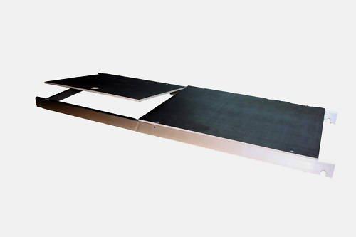 ALTEC Durchstiegsbelag Rollfix 1,5m mit Klappe (Co-klappe)
