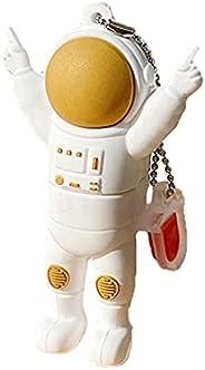 Astronaut USB2.0 Flash Drive Cute Cartoon Model Pen Drive Memory Stick 128GB/64/32/16/8/4 Creative Gift Pendri