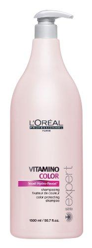 L'Oréal Professionnel Serie Expert Vitamino Color Shampoo 1500ml und Pump