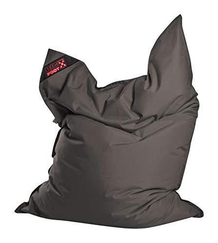 Magma Outdoor-Sitzsack Big Foot anthrazit