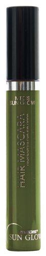 Medis Sun Glow Haar Mascara, 18 ml, auswaschbar, grün