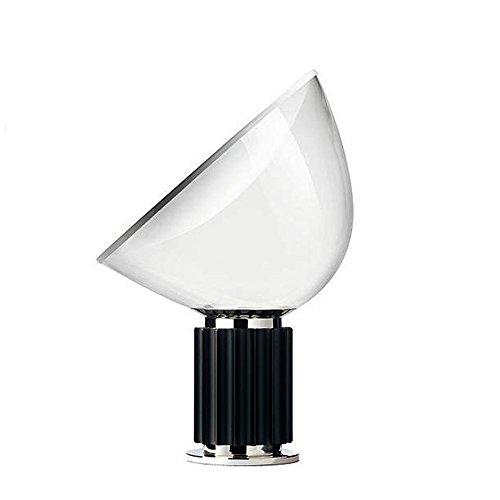 Flos Taccia lámpara 16W, Negro