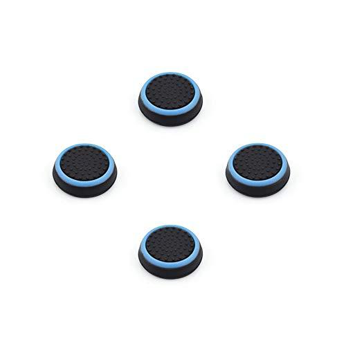 Mimaniny Daumenkappen für Playstation Silikon Analog Thumbstick Abdeckung