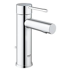 Grohe Essence – grifo de lavabo con vaciador 1/2″ color cromo Tamaño S. Ref. 23379001