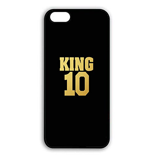 Iphone 7 Case,Personality Prime King Queen Crown Couple Phone Case Cover for Iphone 7 Best Friends Boyfriend Girlfriend Lovers Shell Cover Color007d