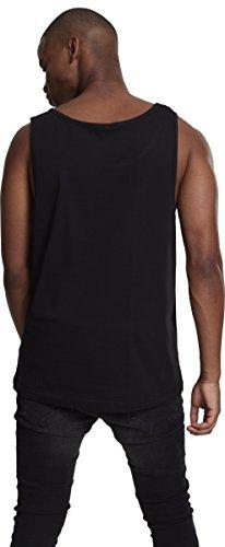 Mister Tee NY Brooklyn Tanktop, Herren Streetwear Muskelshirt in Schwarz, Größe XS bis XXL black