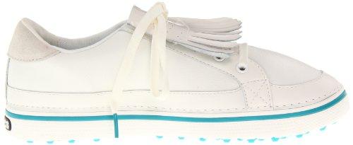 Crocs, Sandales Multicolores Pour Femmes (blanc / Turquoise)