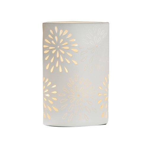 Lampe Ellipse Feuerwerk Prickel - Look