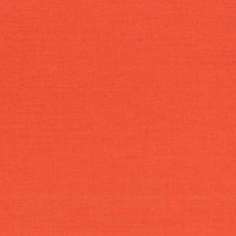 Baumwolle Stoff Fat Quarter-Kona Nektarine -