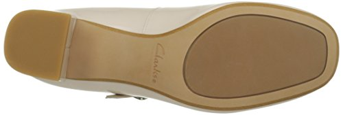 Clarks Chinaberry Pop Damen Pumps Pink (Nude Pink Patent)