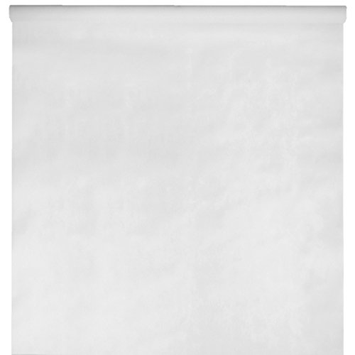 Chal - Rouleau de nappe intissé blanc