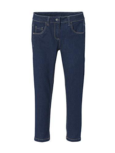 Vertbaudet Vertbaudet Happy Price Slim-Fit-Jeans für Mädchen Dark Blue 86