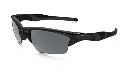 Oakley Sonnenbrille Half Jacket 2.0 XL Polished Black/Black Iridium, One size, OO9154-01