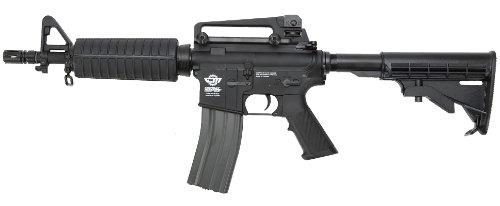 Combat Machine CM16 Light Komplettset AEG Softair 6mm BB schwarz (Softair Cm16)