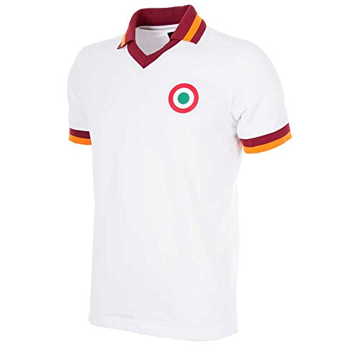 COPA Football - AS Roma Retro Auswärtstrikot 1980-1981
