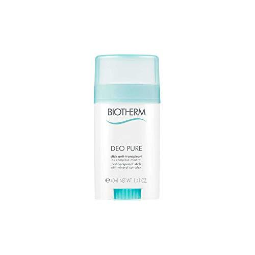 Biotherm Deodorant Pure Stick unisex, Anti Transpirant Deo, 1er Pack (1 x 0.04 l)