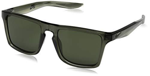 Nike Herren Verge Ev1059 Sonnenbrille, Grün (Car Khaki/Med Oli W/Grn L), 52