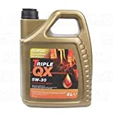Best Engine Oils - TRIPLE QX 5w30 Fully Synthetic (For GM applications) Review