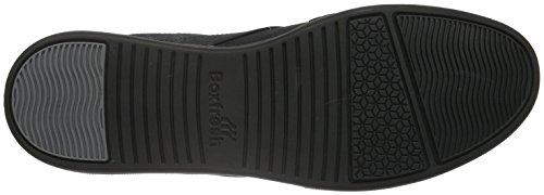 Boxfresh Creeland Sh Rip Nyl/Sde, Baskets Basses Homme Noir - Schwarz (Black/Black)