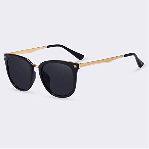 JU DA Sonnenbrillen Mode Damen Polarisierte Sonnenbrille Vintage Frauen Marke Designer Schattierungen Brillen Zubehör Fahren Sonnenbrille C1